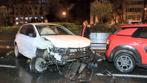 Bağcılar'da zincirleme kazada 10 araç birbirine girdi - Resim: 3