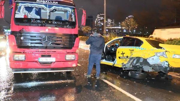 Bağcılar'da zincirleme kazada 10 araç birbirine girdi - Resim: 4