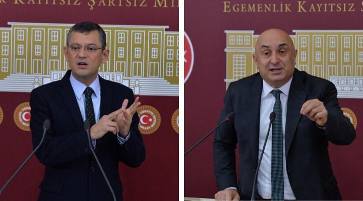 Cumhur İttifakı'ndan CHP'li vekillere hem tehdit, hem hakaret!