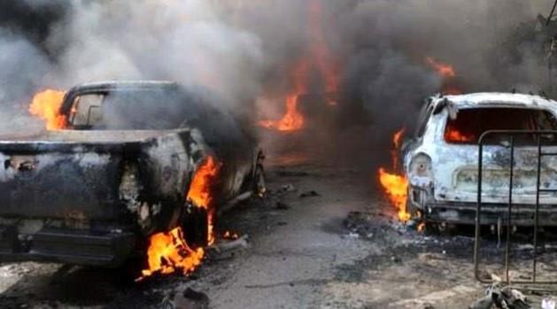 Afrin'deki bombalı saldırının failleri yakalandı !