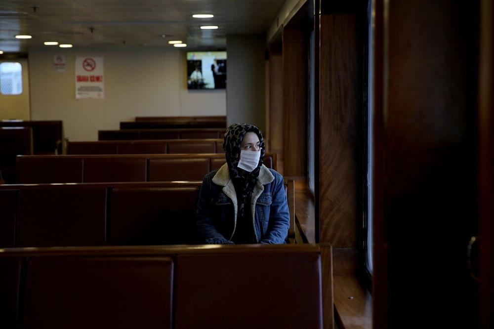 Maske zorunluluğu sonrası toplu taşıma