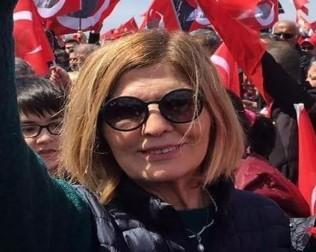 CHP Kadıköy ilçe kadın kolu yöneticisi koronavirüsten öldü