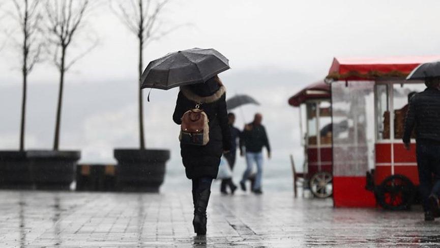 İstanbul'u fırtına vurdu! Meteoroloji'den beklenen açıklama geldi!