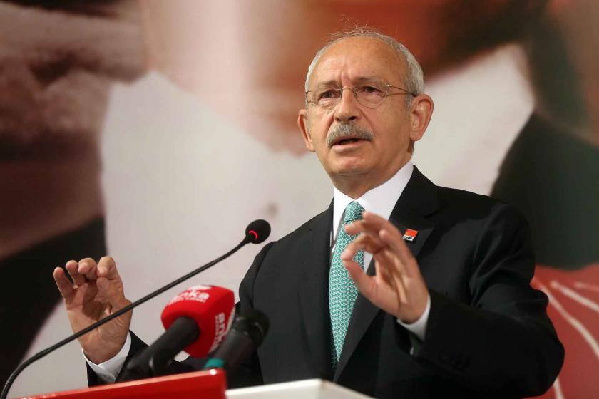 Kılıçdaroğlu: ''Erdoğan'ın bağış kampanyasının asıl nedeni...''