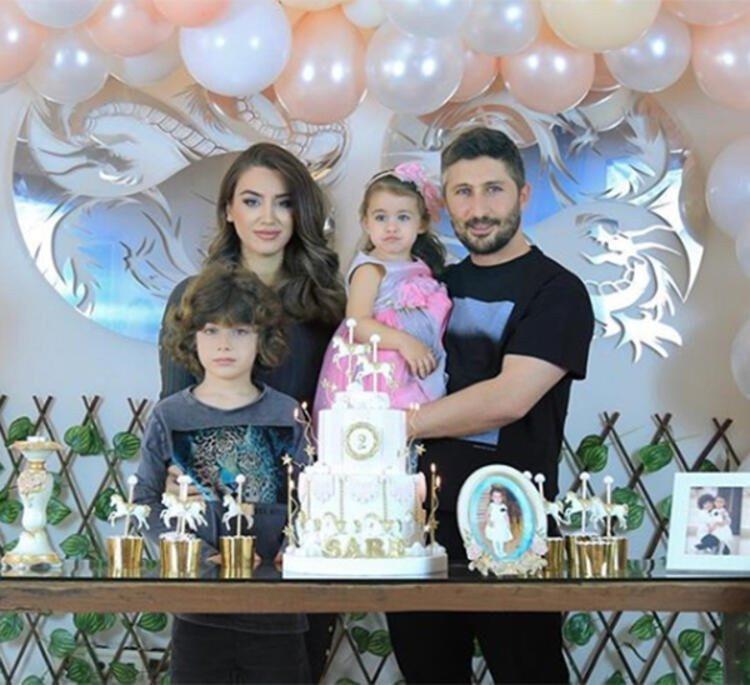 Sabri Sarıoğlu'nun eşi Yağmur Sarıoğlu müjdeli haberi verdi