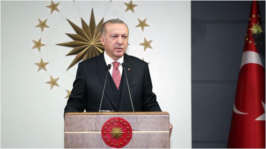 Cumhurbaşkanı Erdoğan: ''Parayla maske satışı yok''