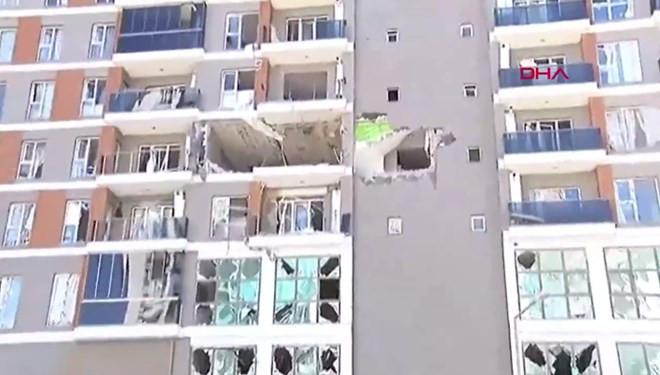 İstanbul'da bir binada patlama: 6 yaralı var