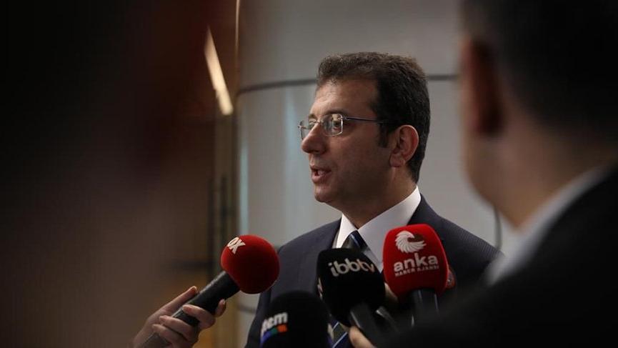 İstanbul Cumhuriyet Başsavcılığı'ndan İmamoğlu açıklaması