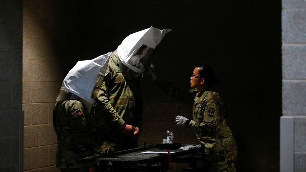 Pentagon'un koronavirüs raporu sızdı: Dehşet verici boyutlara ulaşacak