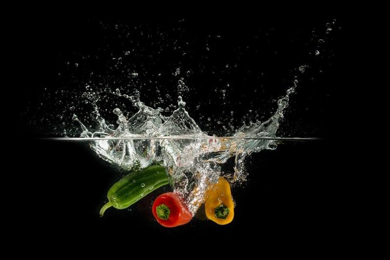 İşte çiğ tüketilen gıdaları dezenfekte etme yöntemleri