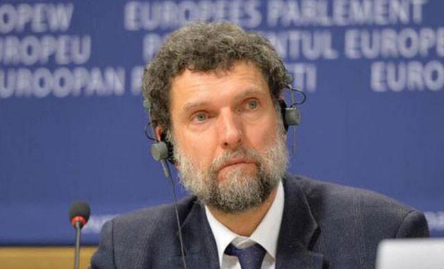 Osman Kavala'nın tahliyesi için yeni başvuru