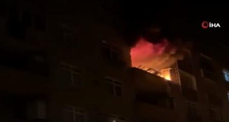 İstanbul'da doğalgaz patlaması: Yaralılar var !