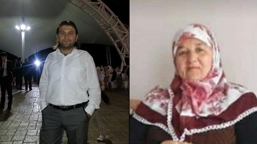 Anne ve oğlu koronavirüsten öldü