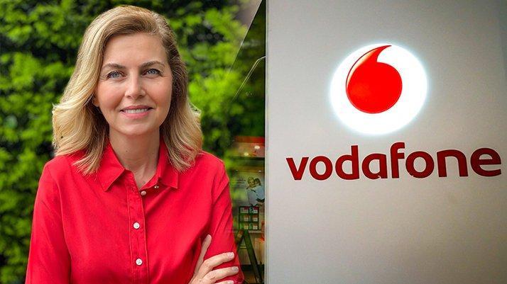 Vodafone Türkiye'de üst düzey atama