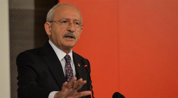 Kılıçdaroğlu: ''Devleti kayınpeder ve damat yönetiyor''