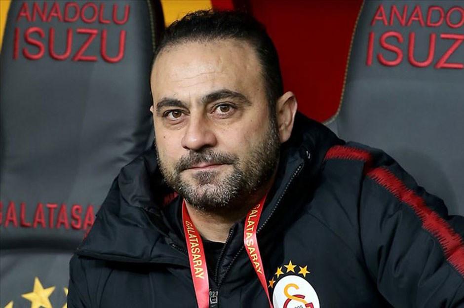 Galatasaray'da Hasan Şaş görevinden istifa etti