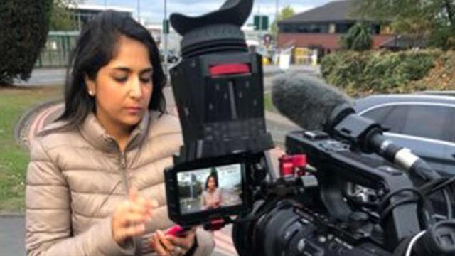 İngiltere'de bir muhabire ırkçı saldırı!