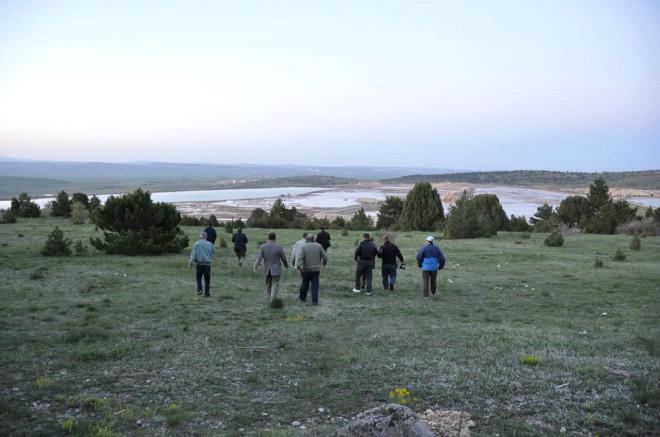 Eskişehir'de siyanür barajı kuruluyorTwitter