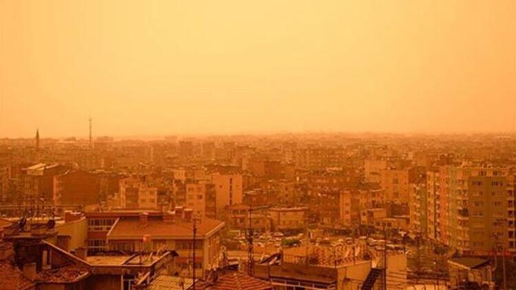 Türkiye'de ''çöl tozu'' alarmı! Tüm yurtta etkili olacak