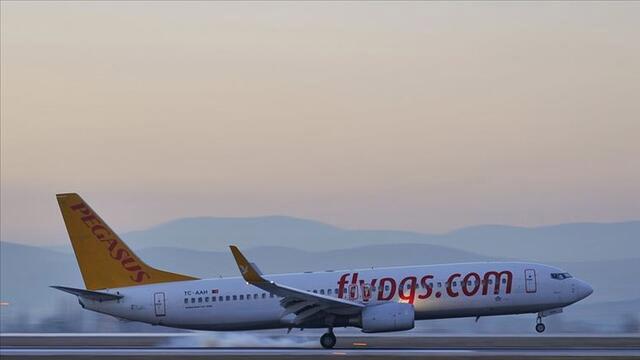 Pegasus, tüm yurt dışı ve Kıbrıs seferlerini iptal ettiğini duyurdu