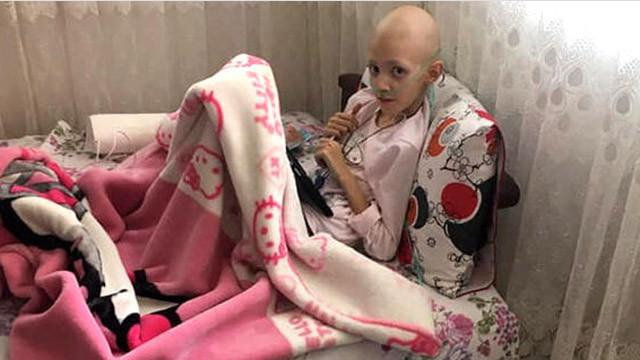 Kanser kızı için yardım istedi; Dolandırıldı!