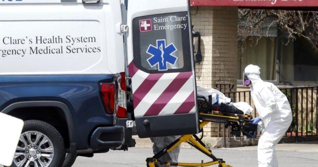 ABD'de ölümler aynı hızla devam ediyor! Ölü sayısı 83 bini geçti