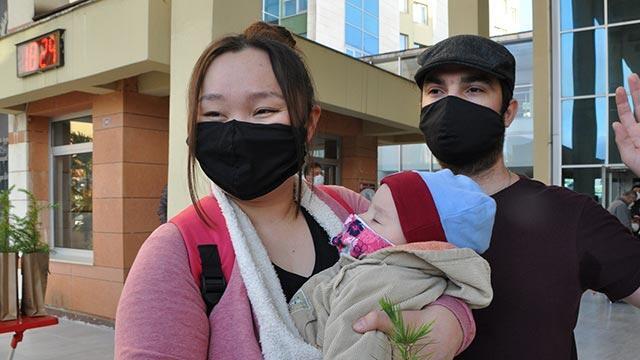 Ordu'da 14 günlük karantina süreleri dolan 43 kişi evlerine gönderildi