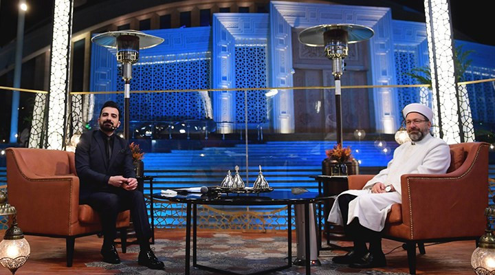 Diyanet, Ramazan yayınları için 500 bin TL harcadı!