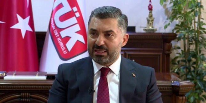 RTÜK'ten CHP'nin eleştirilerine yanıt