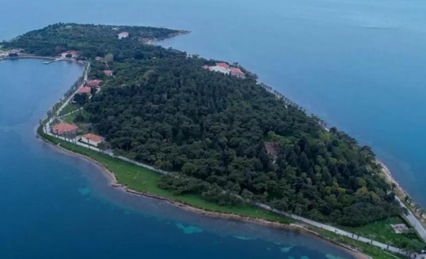 Türkiye'nin ''Karantina Adası''nda restorasyon başlıyor