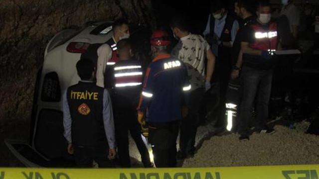 Adıyaman'da trafik kazası: Baba-oğul hayatını kaybetti