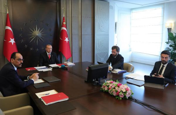 Erdoğan açıkladı; işte 5 maddelik yeni ''normalleşme'' kararları