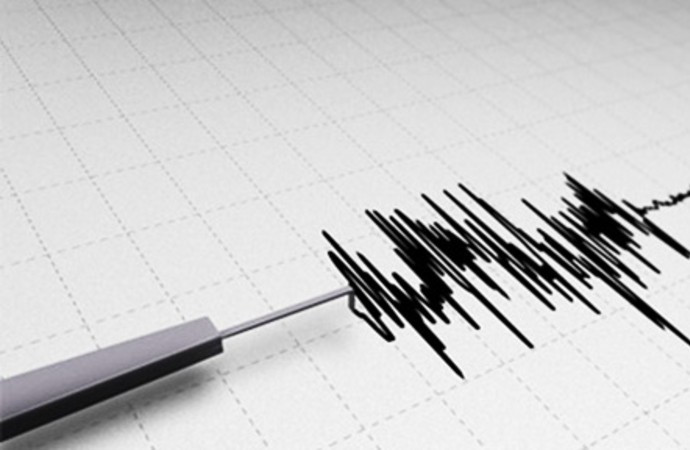 Akdeniz açıklarında art arda deprem