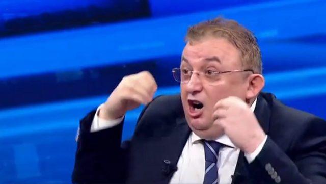 Avukat Faik Işık Habertürk canlı yayınında küfrü bastı!