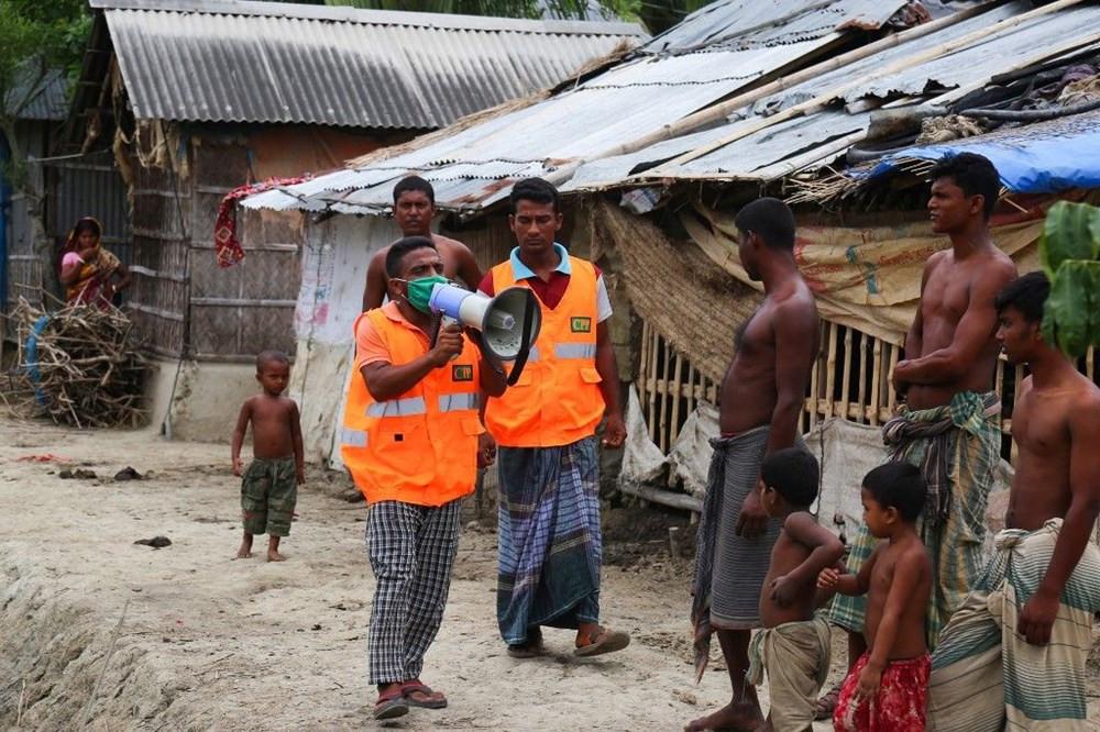 Hindistan ve Bangladeş'te süper fırtına alarmı! Milyonlarca kişi tahliye ediliyor