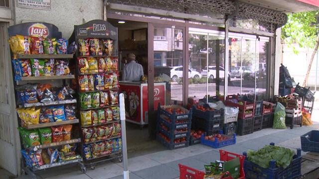 Elazığ'da markete saldıran 3 kişi yakalandı!