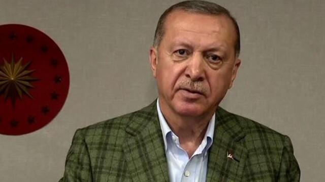 Cumhurbaşkanı Erdoğan'dan ''İstiklal Marşı'' paylaşımı
