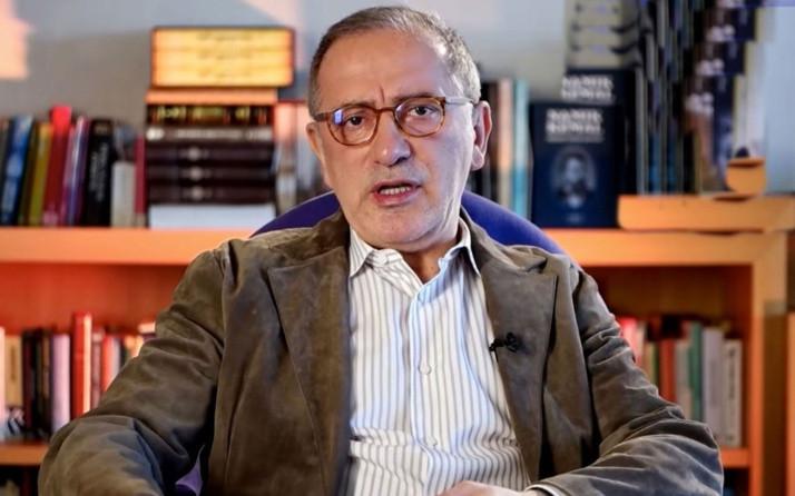 Fatih Altaylı'dan Burhan Kuzu'ya çok sert Vahdettin yanıtı