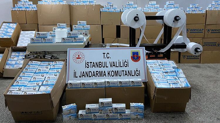 Salgın fırsatçılarına göz açtırılmıyor! İstanbul'da büyük operasyon