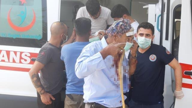 Siirt'te taşlı sopalı akraba kavgası: 5 yaralı