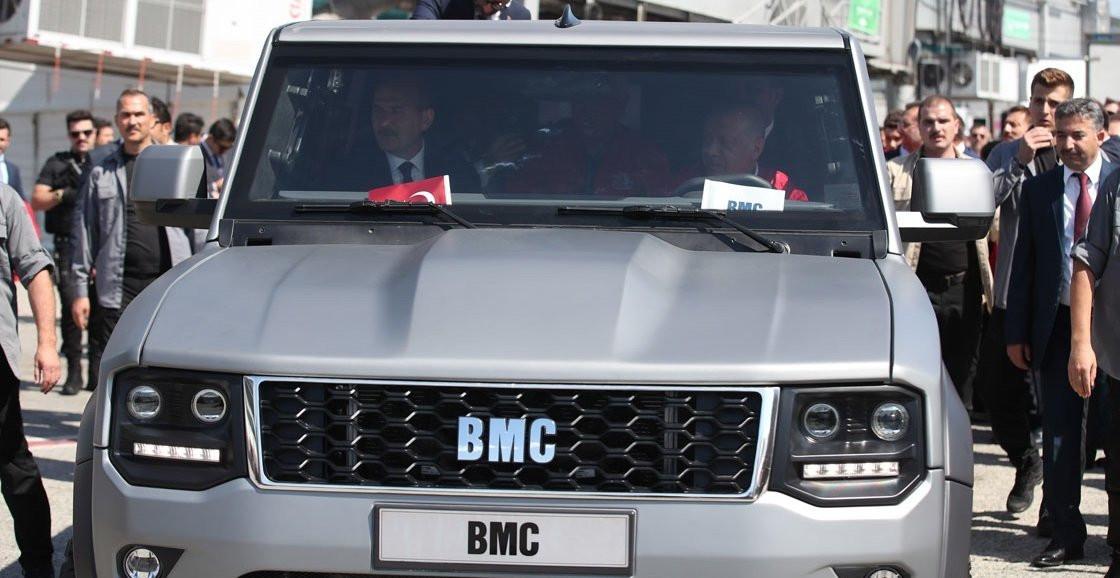 BMC Tulga göreve hazır