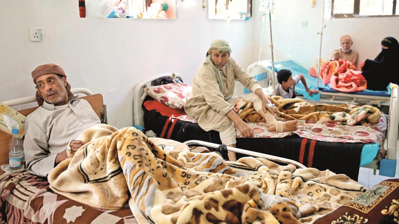 BM: Yemen'deki sağlık sistemi çöktü