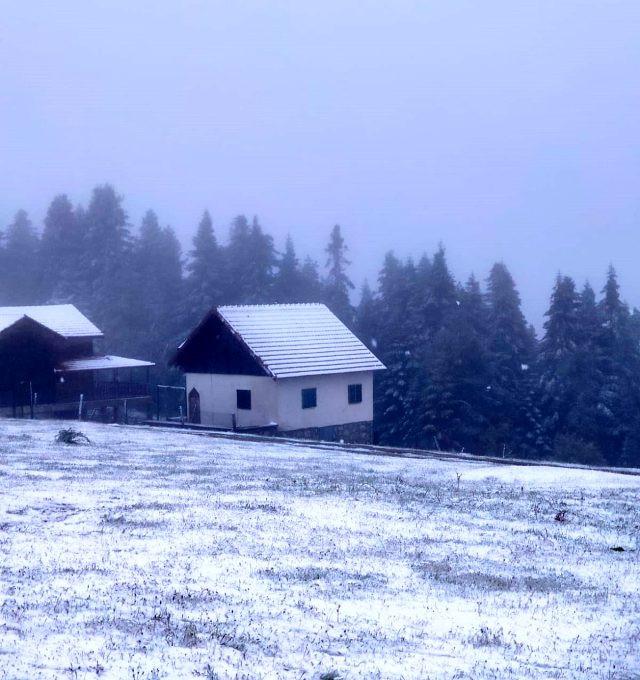 İki ilde mayıs ayında kar yağdı! - Resim: 1