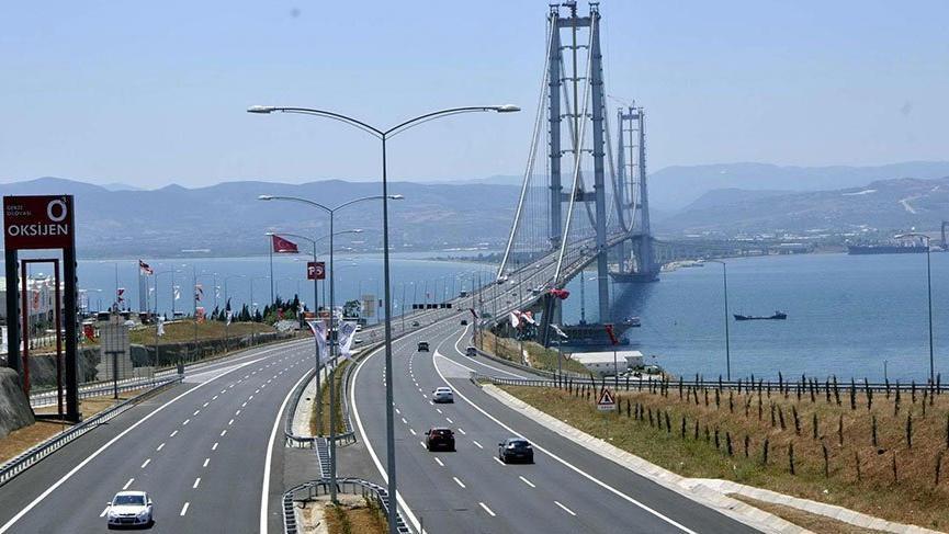 Yavuz Sultan Selim Köprüsü ve Osmangazi Köprüsü'ne 72 milyon TL!