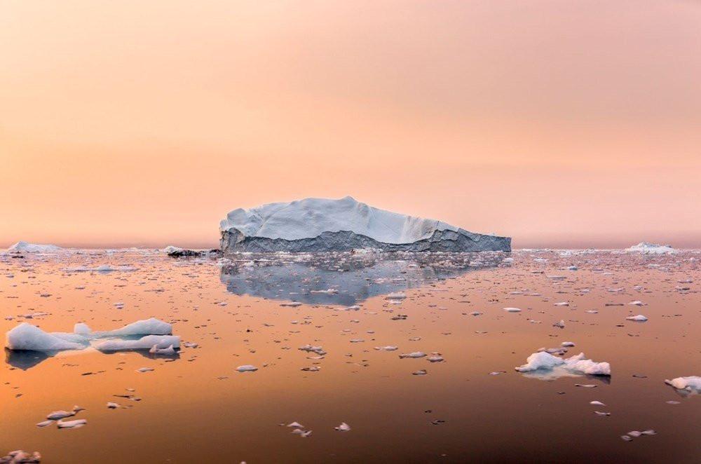 Kuzey Kutbu'nda benzeri görülmemiş olay! Tehlike çanları çalıyor