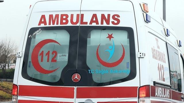 Kayseri'de soba zehirlenmesi: 8 kişi tedavi altına alındı
