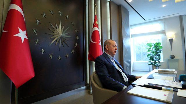 Erdoğan'dan ''erken seçim'' iddialarına yanıt