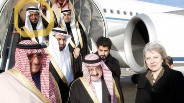 Suudi Prens tüm dünyaya ifşa oldu!