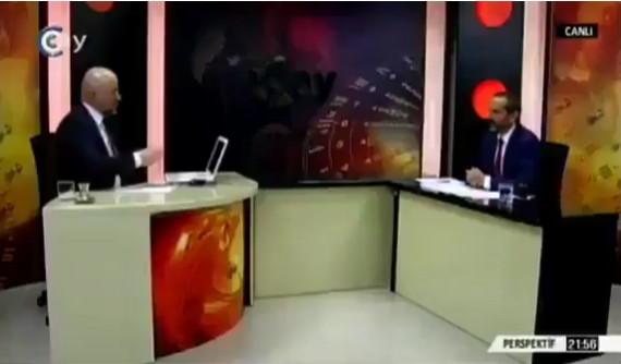 Vali, canlı yayında AK Parti il başkanından hediye istedi