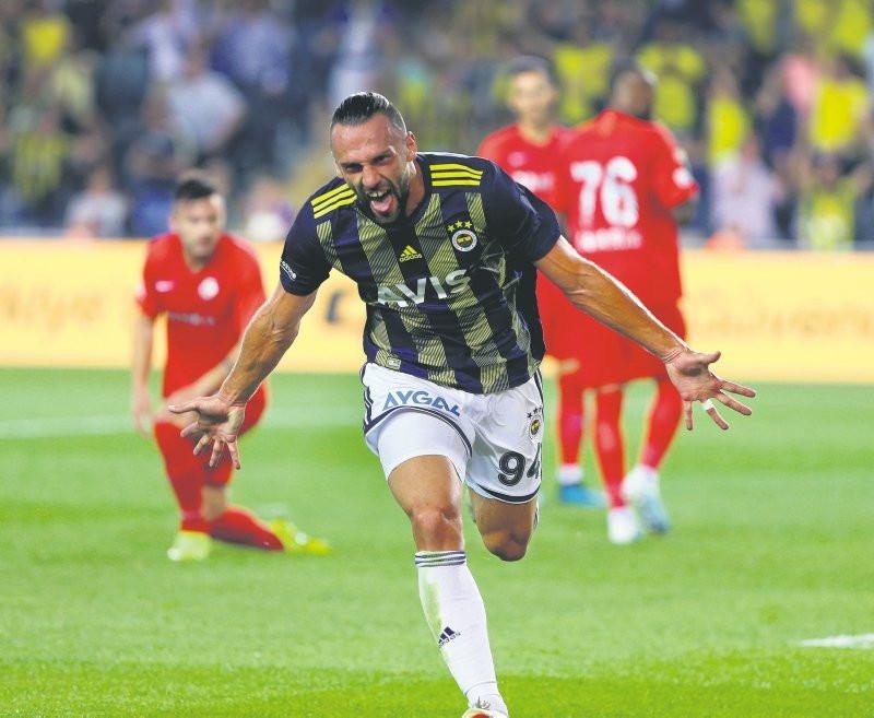 Fenerbahçe'den Galatasaray'a bir transfer çalımı daha!